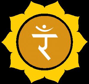 Solarplexus Chakra Symbol